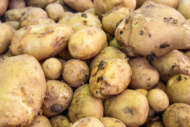 Filizlenmiş patates yenir mi?