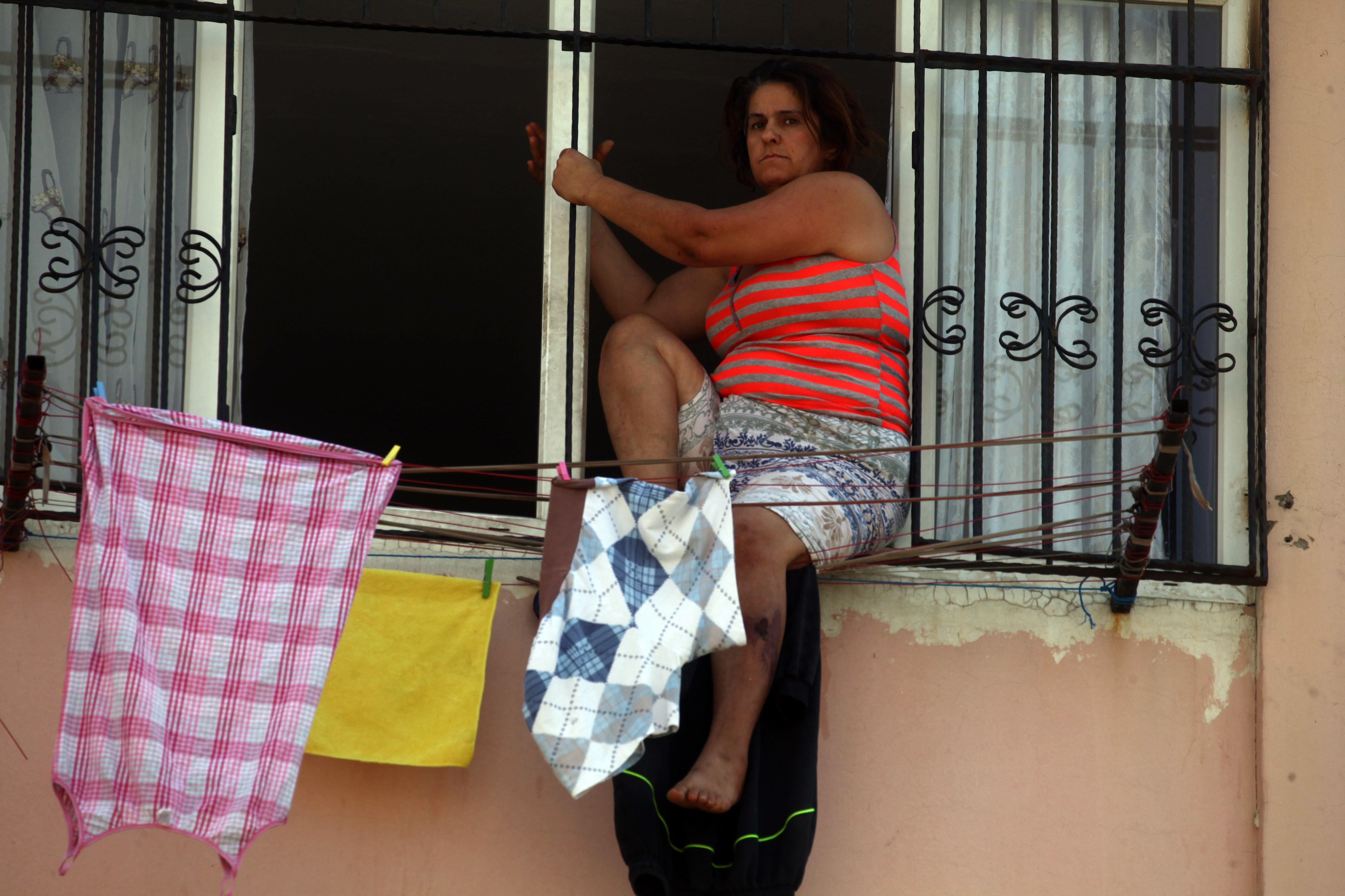 İntiharkolik kadın yine intihara kalkıştı