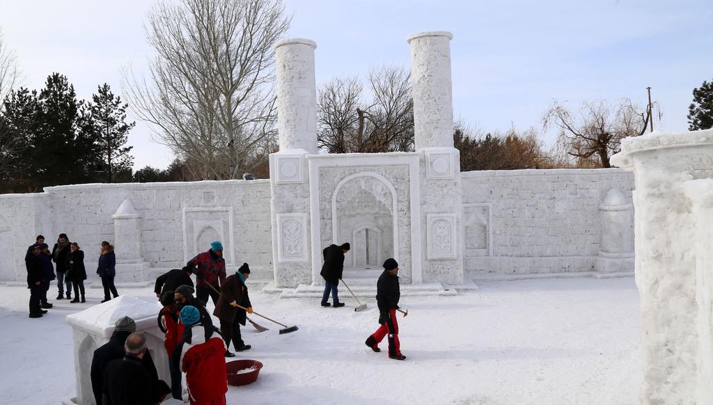 Kardan Erzurum Sokağı açıldı!