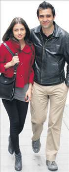 Cansel Elcin with cool, Wife Pinar Apaydin