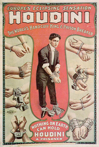 an introduction to the life of houdini a king of handcuffs