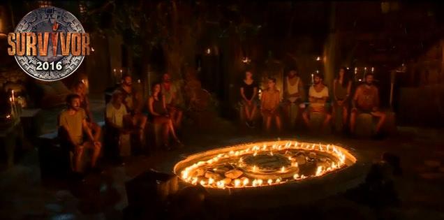 Dün akşam Survivor 2016'da kim elendi? İşte sonuçların açıklandığı an! (24 Mayıs 2016)  - İZLE