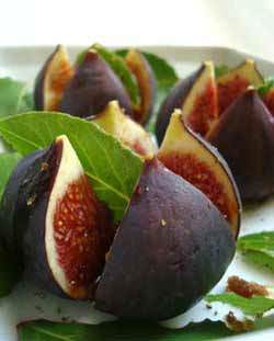 Although dried figs are available throughout the year, there is nothing like the unique taste and texture...