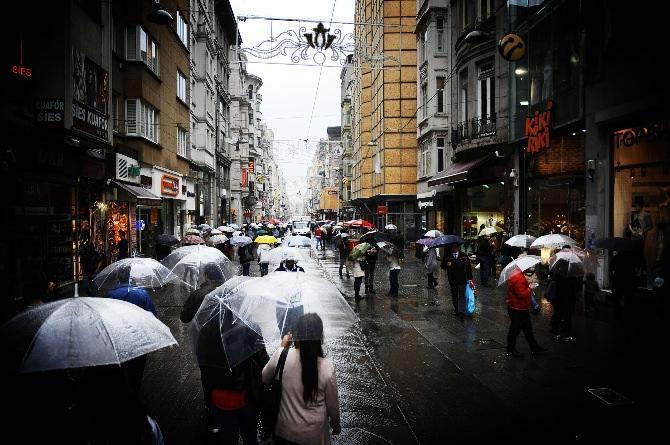Yurtta 5 günlük hava durumu (02.05.2016)