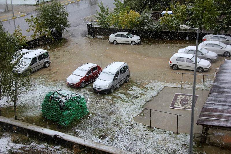 Yurtta 5 günlük hava durumu (29.09.2016)