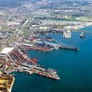 Mersin Limanı hizmete açıldı.