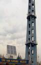 Paraşüt kulesi açıldı