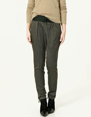 İşte Zara'dan pantolon modelleri