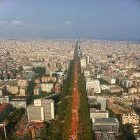 1 milyon Katalan ba��ms�zl�k i�in y�r�d�