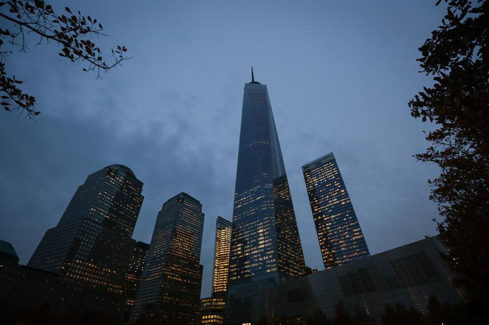 '11 Eylül'den sonra ilk kez
