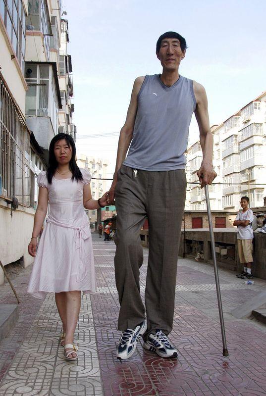 12 Tallest Women To Ever Live  Oddee
