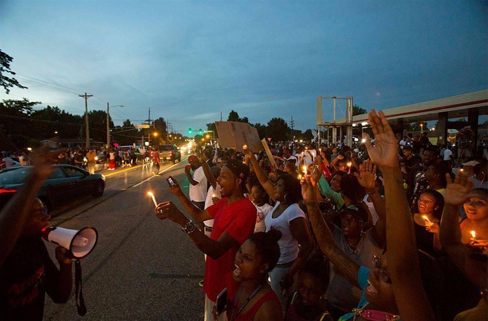 ABDde siyahi öfke dinmiyor