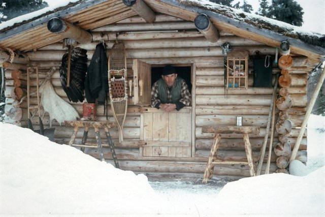Alaska'da 30 yıl