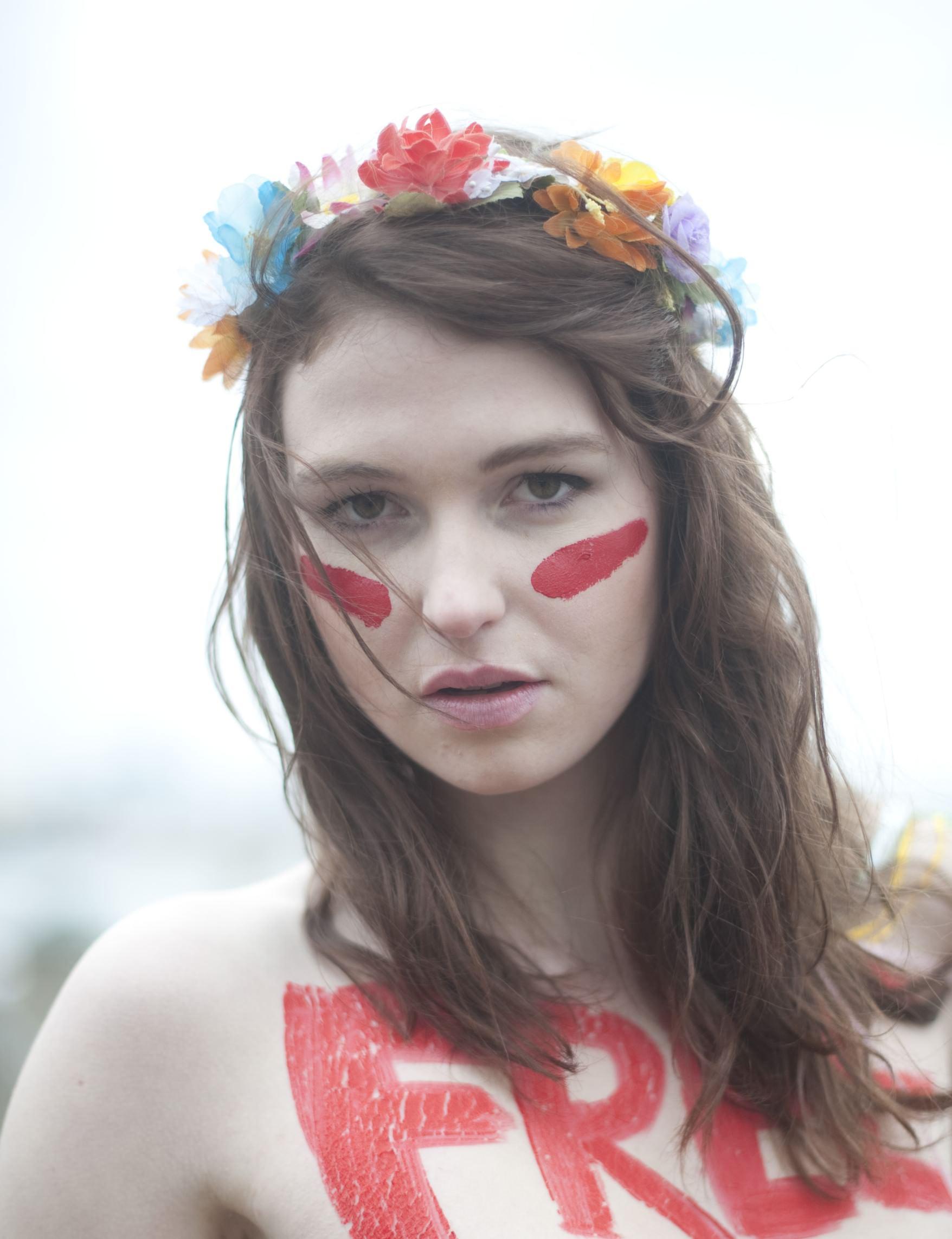 AMB eylemcisi Josephine Witt'in FEMEN yılları