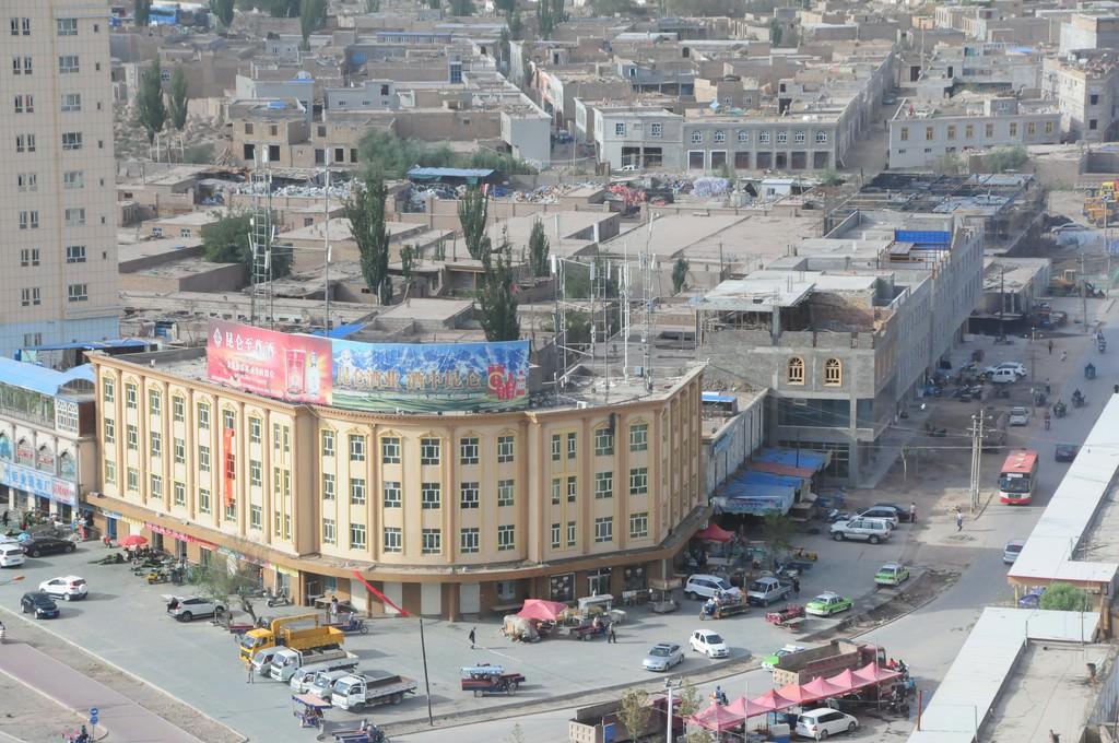 Anadolu Ajansı'nın Doğu Türkistan izlenimleri