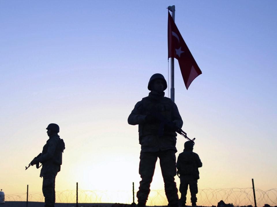 Asker sayısı en fazla ülkeler
