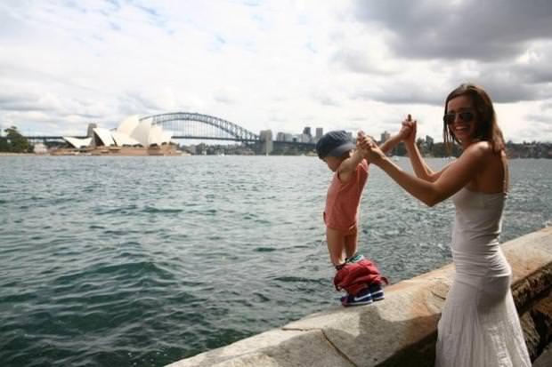 Avustralya insanının sıradışı görüntüleri