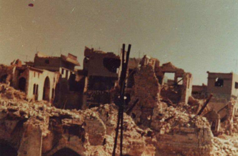 Baba Esad'ın Hama katliamı