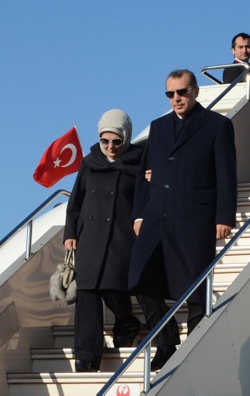 Başbakan Erdoğan'ın Uzakdoğu ziyaretinden fotoğraflar
