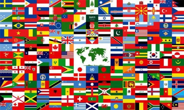 Bayrakların renkleri