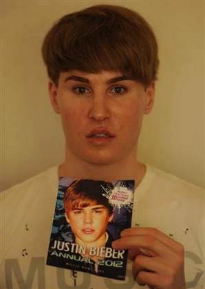 Bieber'a benzemek için 100 bin dolar