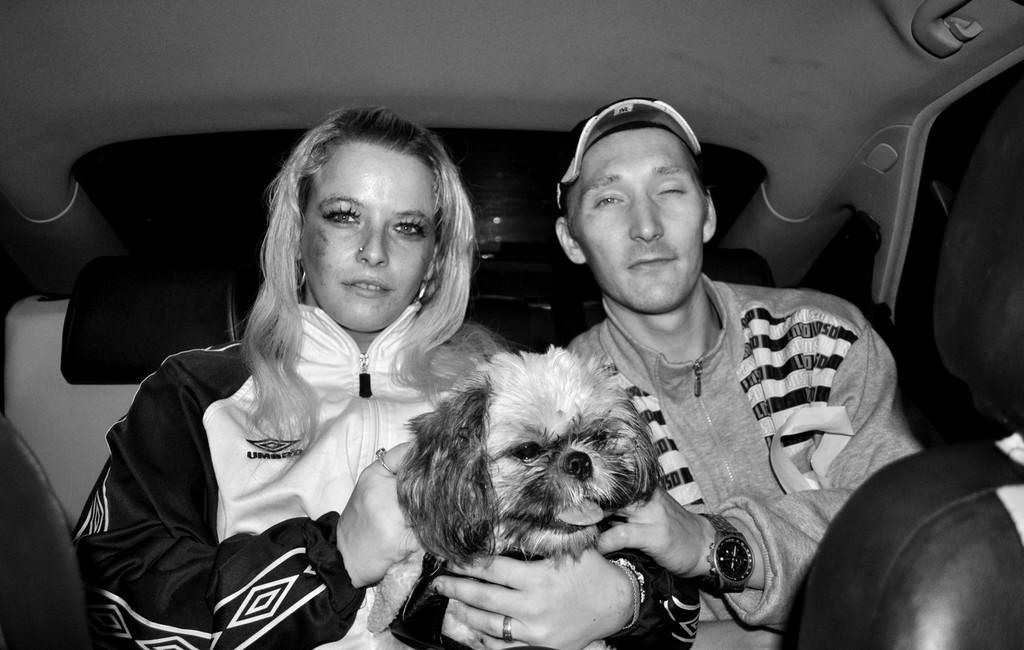 Bir taksicinin gece hayatı
