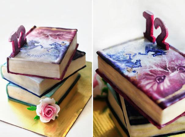 Bu pastaları yemeye kıyamayacaksınız