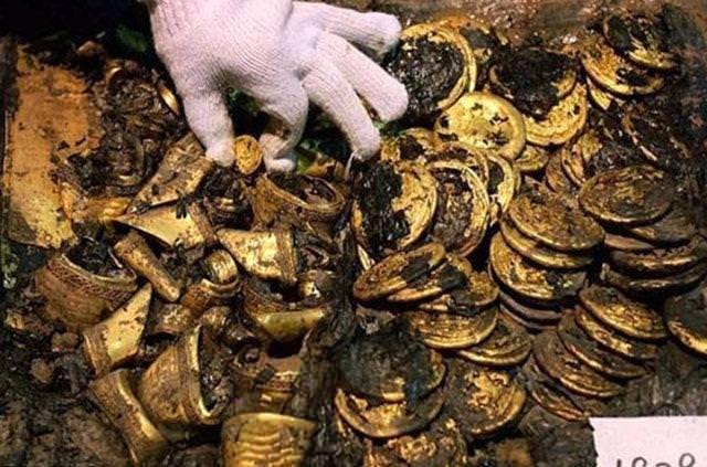 Çinli kralın 2000 yıllık hazinesi