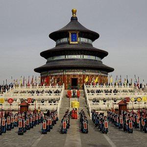Çinlilerden akıllara zarar uygulama