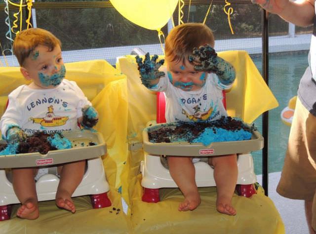 Doğum günü çocukları