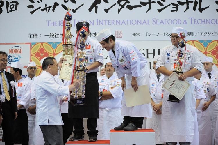 Dünya suşi şampiyonası Japonya'da yapıldı