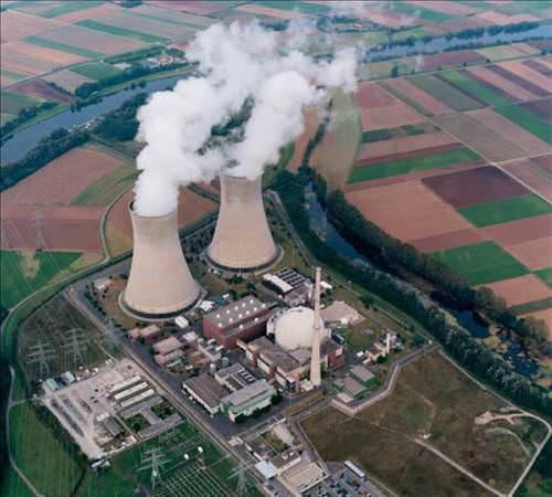 Dünyada nükleer santrali olan ülkeler!