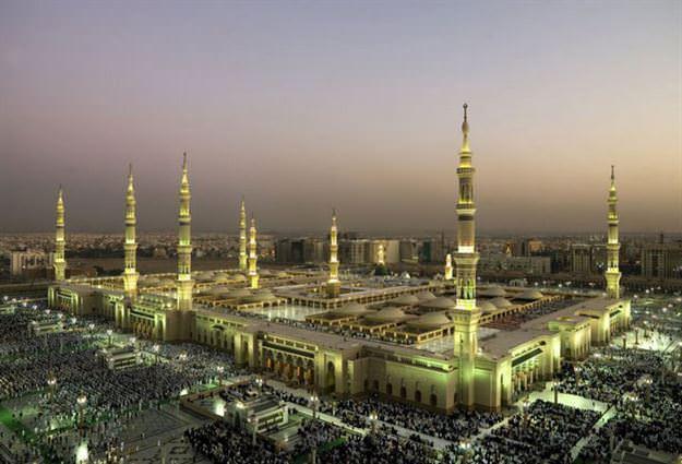 Dünyanın en ihtişamlı camileri