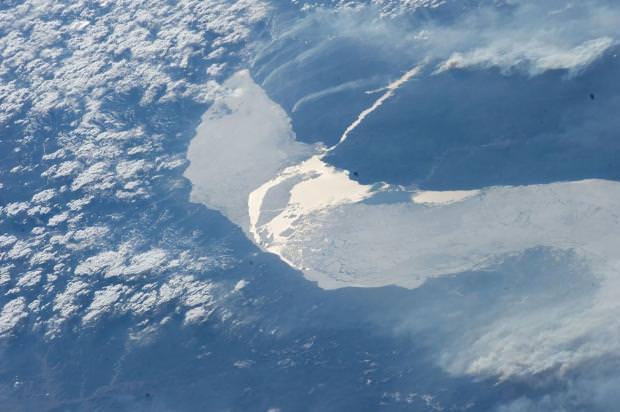 Dünya nın uzaydan çekilen muhteşem fotoğrafları