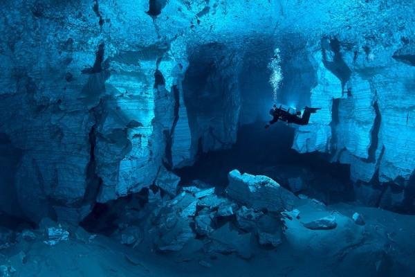 En büyüleyici mağaralar