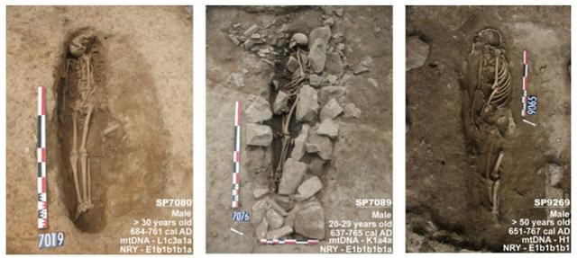 En eski Müslüman mezarı bulundu