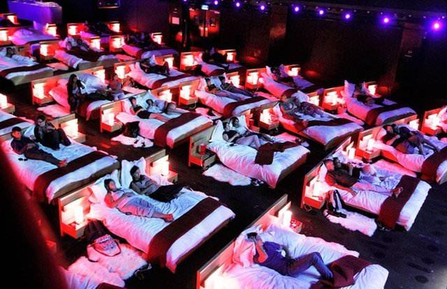 En keyifli sinema salonları