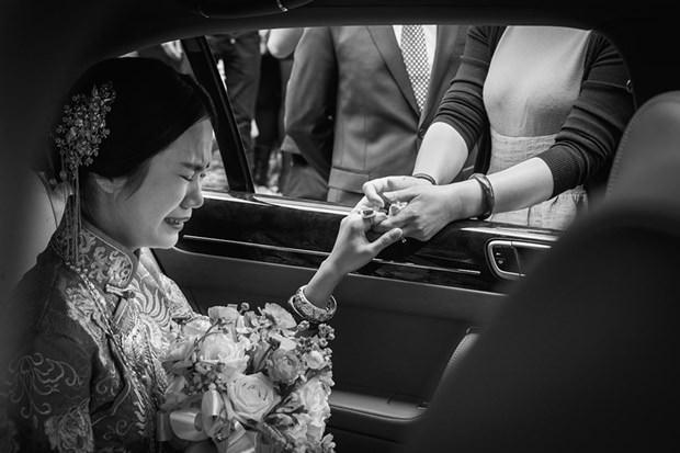 En yaratıcı düğün fotoğrafları