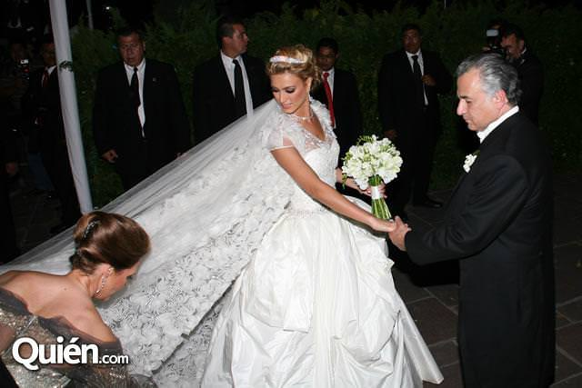 Carlos slim domit wedding