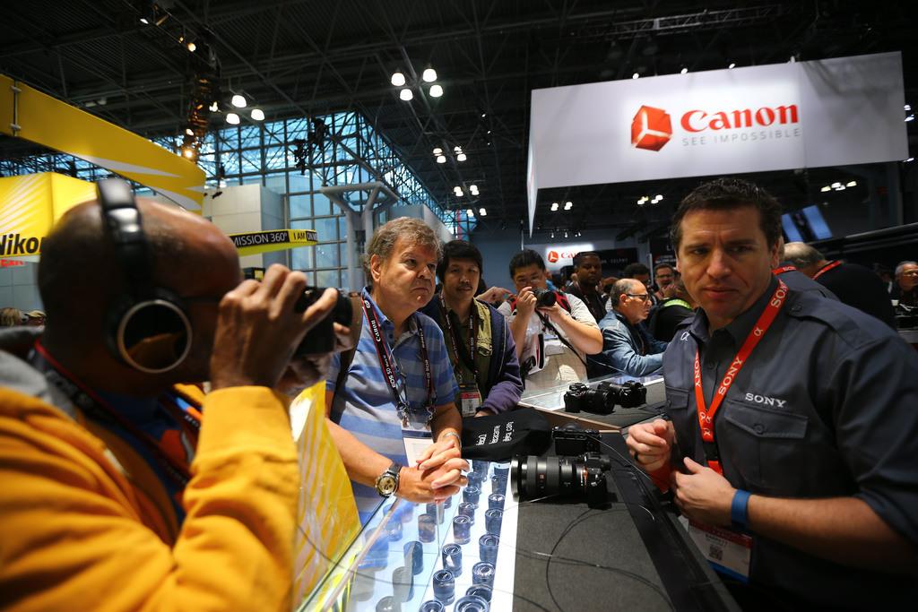 Fotoğrafçıların beklediği fuar açıldı