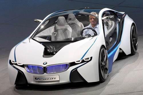 Frankfurt Otomobil Fuarı
