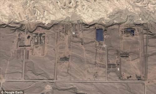 Gobi Çölü'nde açıklanamayan görüntüler