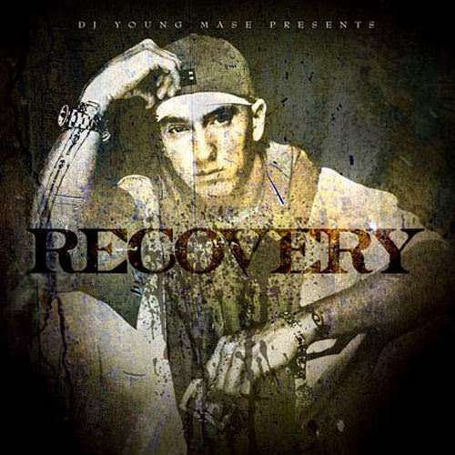 Eminem album the recovery