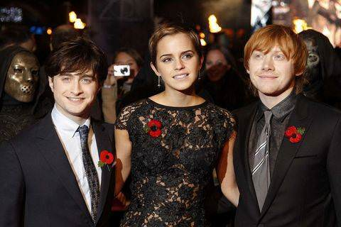 01 d - Harry Potter galas� ger�ekle�ti