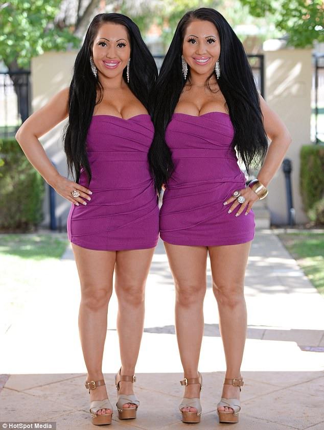 Her şeyi paylaşan ikizler