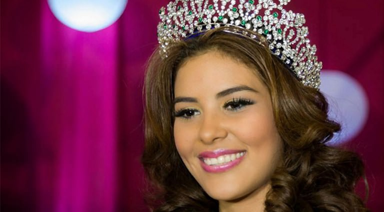 Honduras güzeli kayıp