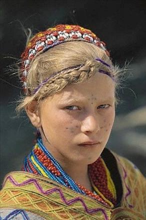 İskender'in kayıp kabilesi