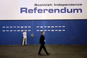 İskoçlar bağımsızlığa 'hayır' dedi
