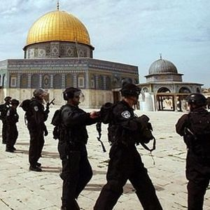 İsrail Mescid-i Aksa'yı tüm Müslümanlara kapattı