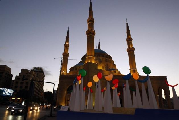 İşte Beyrut'ta Ramazan